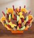 Abundant Fruit & Chocolate Tray Fruit Bouquet