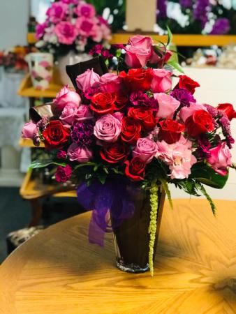 Abundant Love Bouquet  Floral arrangement