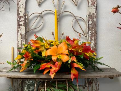Abundant Thanksgiving