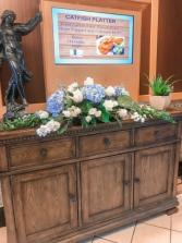 Accent Table Centerpiece  Wedding