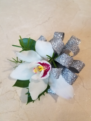 Ace and TJ's - 2nd Chance Prom  Corsage and Boutonniere  Select Friday As Delivery Date For Delivery To The Prom on Saturday in Charlotte, NC | FLOWERS PLUS