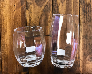 Acrylic Glasses  in Yankton, SD | Pied Piper Flowers & Gifts