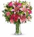 Beautiful girl bouquet