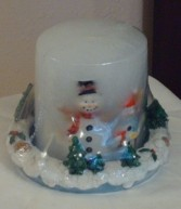 Add on Christmas Candle 2599 (Houston only) Christmas