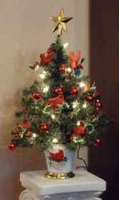 Add on Christmas Tree 2584 (Houston only) Christmas