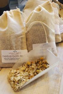 Chamomile & Lavender Bath Salt Tea Addie Beth's Body Shop