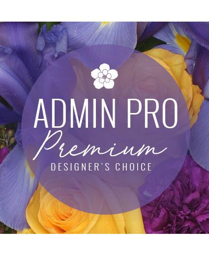 Admin Pro Premium Florals Designer's Choice