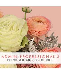 Admin Professional Florals Premium Designer's Choice