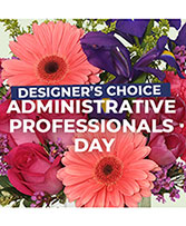 Admin Professional's Florals Designer's Choice in Jefferson, Iowa | Fudge's Flowers and Gifts