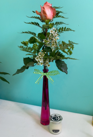 Administration special  Bud vase