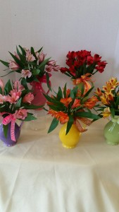 Alstroemeria Mixed Colors Administrative  Professional Week in Albany, NY | CENTRAL FLORIST