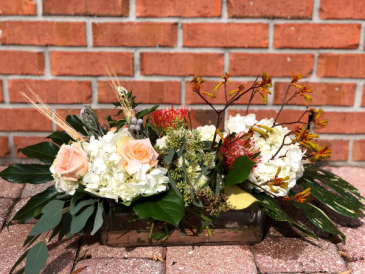 Admirable Autumn Centerpiece