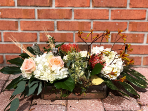 Admirable Autumn Centerpiece  in Indialantic, FL | ROSES ARE RED