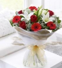 Adoration Hand Tie Bouquet