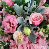 Adore You Vase Arrangement in Northport, New York | Hengstenberg's Florist