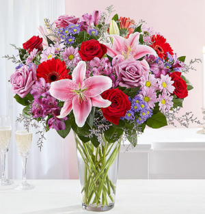 Adoring Love Bouquet™ Arrangement in Croton On Hudson, NY | Cooke's Little Shoppe Of Flowers