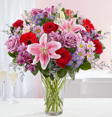 Adoring Love Bouquet™ Arrangement