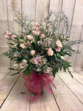Adoring Sweetness Rose Bouquet