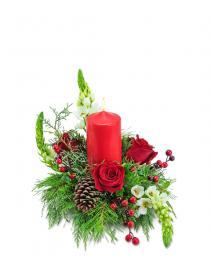 Adorned Home Flower Arrangement