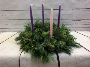 Advent Wreath  in Culpeper, VA | ENDLESS CREATIONS FLOWERS AND GIFTS