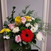 AF-09 Vase Arrangement