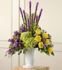 Affection Arrangement Funeral Flowers