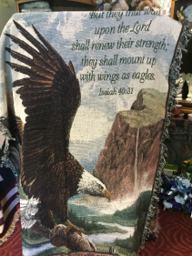 Afghans Eagle