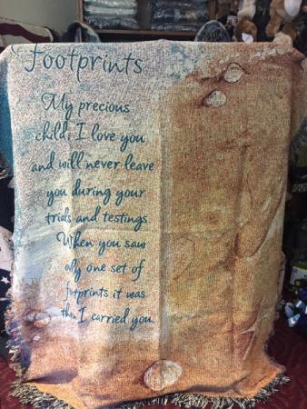 Afghans Footprints