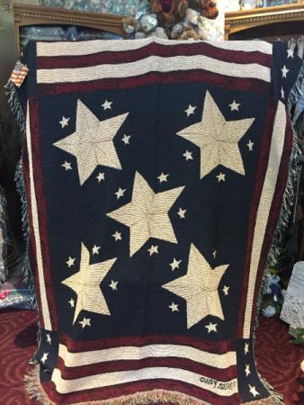 Afghans Stars-Americana