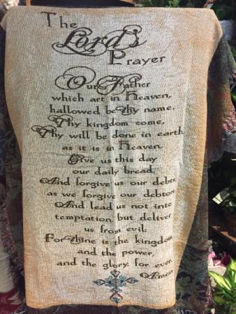 Afghans The Lords Prayer