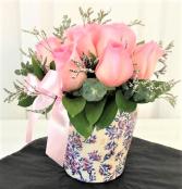 Agatha Floral Ceramic