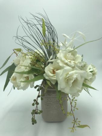 Age is Beauty  Vase arrangement