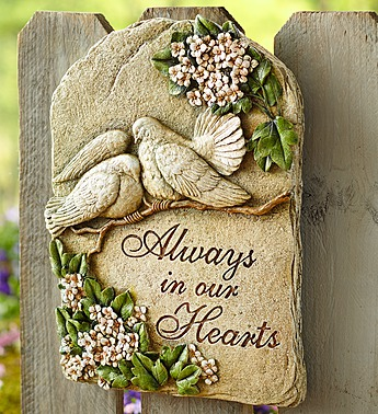 Memorial Plaque Sympathy Gifts