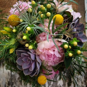 Air Plant Beauty Bridal Bouquet