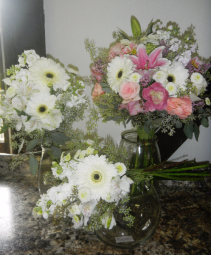 """Airy"" Bouquets"