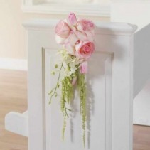 Weddinig*  Aisle Flowers