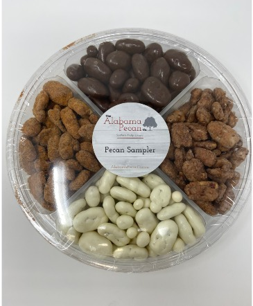 Alabama pecan co. Sampler #1