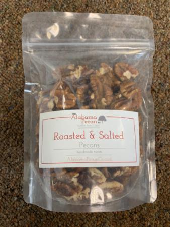 Alabama pecan company roasted & salted