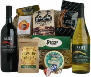 THE ROYAL TREATMENT NON-ALCOHOLIC GIFT BASKET