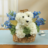 Pet Sympathy Flowers Bouquet