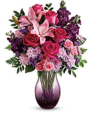 All Eyes On You Bouquet Arrangement in Croton On Hudson, NY | Cooke's Little Shoppe Of Flowers