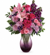 All Eyes On You Bouquet     T18M200 Floral Keepsake Arrangement