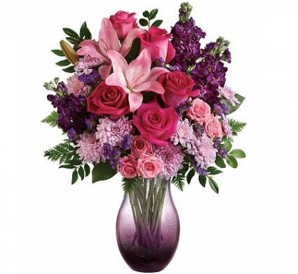 All Eyes On You Premium Vase Arrangement