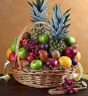 All Fruit Basket fruit basket in Sentinel, OK | JJ GIFT SHOP