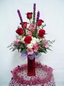 All My Heart Bouquet Flower Arrangement
