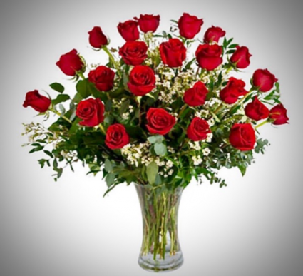 All My Love 24 Red Roses