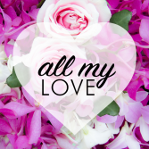 All My Love ARRANGEMENT