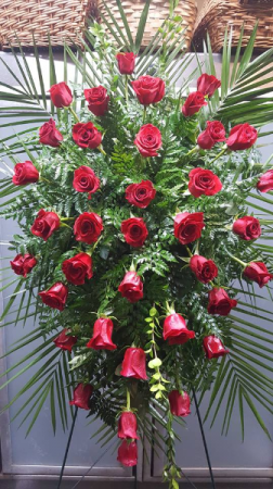 70b53fe4d5df Funeral Flowers from BLOOMINGTONS FLOWER SHOP - your local Universal ...