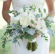 All Season Bouquet Wedding
