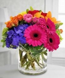 All Smiles Vase Arrangement